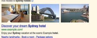 Google Arama Alanı Reklamlarını Görselle Destekleyecek