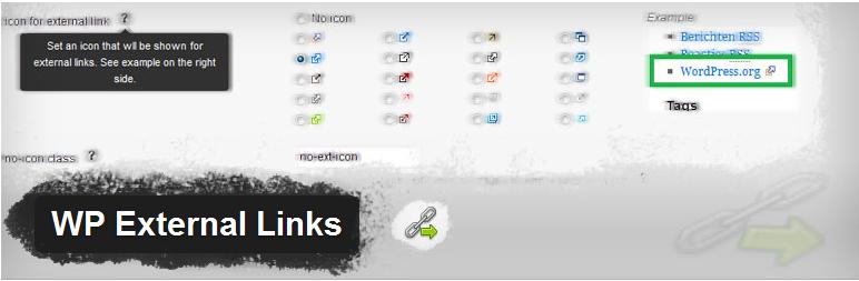 Wordpress WP External Links Eklentisi ve Eklenti Ayarları
