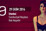 Sıla Cumhuriyet Bayramı İstanbul Konseri