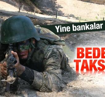2014 2015 Yılı Bedelli Askerlik Kredisi, Kredi Veren Bankalar ve Kredi Oranları